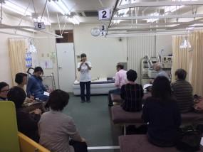 お灸教室1